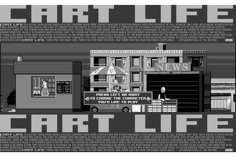 Cart Life Download Free Full Game | Speed-New