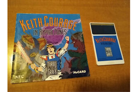 Keith Courage in Alpha Zones (Turbografx-16/TG-16) by NEC ...
