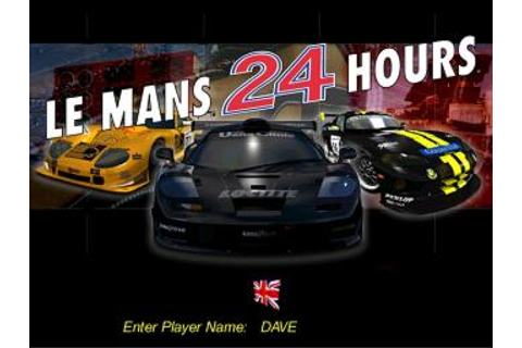 Le Mans 24 (video game)