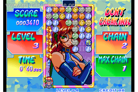 Money Puzzle Exchanger / Money Idol Exchanger - Arcade ...