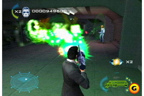 MEN IN BLACK 2: ALIEN ESCAPE - PS2 - Imagen 236287