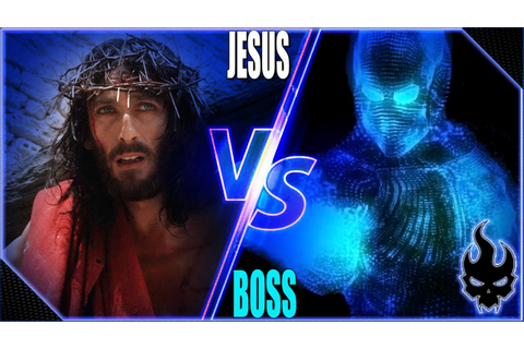 Fight of Gods : Jesus vs Boss (Final Battle) - YouTube