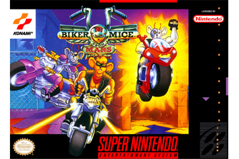 Biker Mice from Mars (1994 video game) - Wikipedia