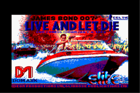 Download Ian Fleming's James Bond 007 in Live and Let Die ...