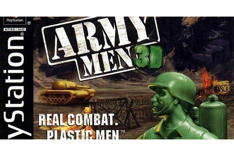 Army Men PS1 Games (Full PS1 Collection) - Baixar Jogo ...