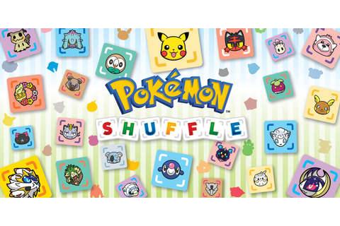 Pokémon Shuffle | Nintendo 3DS download software | Games ...