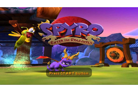 Review #4: Spyro: Enter the Dragonfly | Video Games Amino