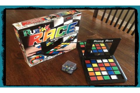 Race Out And Get Rubik's Race :: YummyMummyClub.ca