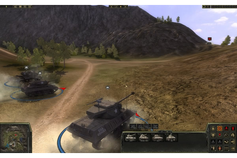 Theatre Of War 3 Korea PC Game Download Free Full Version