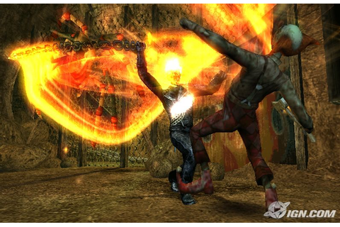 Ghost Rider..The God Of War's heir? - NeoGAF