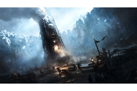 Frostpunk is a steam-powered city-management game from ...