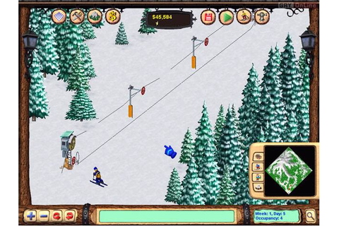 Ski Resort Tycoon II - screenshots gallery - screenshot 5 ...