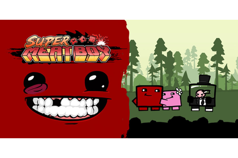 Super Meat Boy | Wii U download software | Games | Nintendo