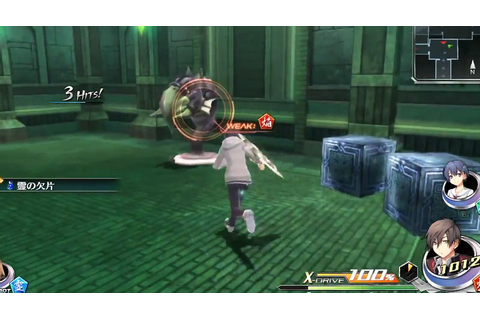 Tokyo Xanadu Gets New Gameplay Videos Showing Morimiya ...