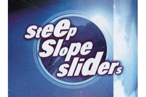 Steep Slope Sliders Review for Sega Saturn (1997 ...