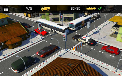 City Traffic Control Simulator: Intersection Lanes - Apps ...