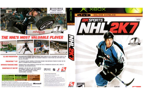 PHT remembers hockey video games: An ode to the NHL 2K series