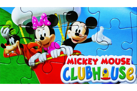 Mickey Mouse CLUBHOUSE Puzzle Games Disney Puzzles ...
