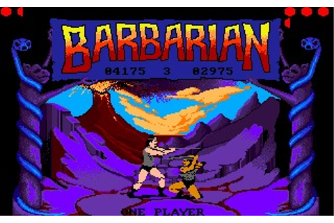 Barbarian: The Ultimate Warrior Game Download
