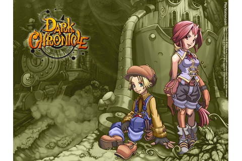 Dark Chronicle: la versione PS2 su PS4