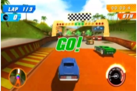 Hot Wheels Track Attack Wii Review | Story Gamer