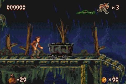 Pitfall The Mayan Adventure Download Free Full Game ...