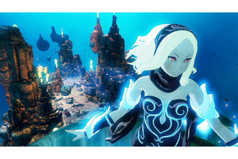 Gravity Rush 2 New 35 Minutes of Gameplay (PS4 / PS4 PRO ...