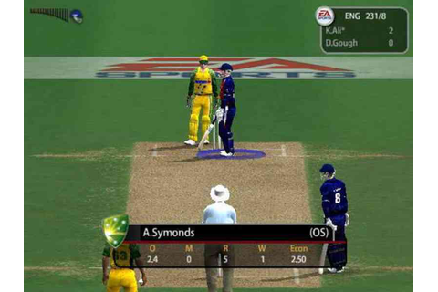 EA Cricket 2005 Game Download Free For PC Full Version ...