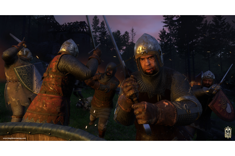 Kingdom Come Deliverance: a medieval RPG about realism ...