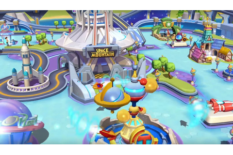 New game lets you build the Disney theme park of your ...