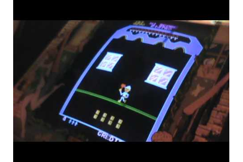 Cheeky Mouse Arcade 283,330 (1/5) - New Record verified by ...