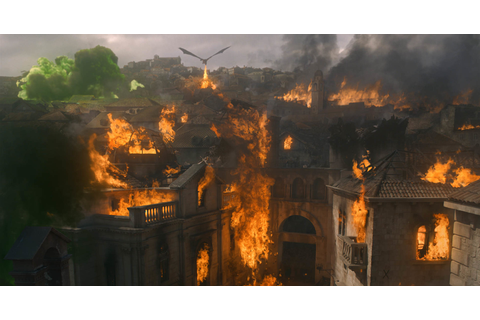 What Was Green Fire In Kings Landing Game Of Thrones