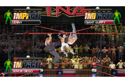 tna impact cross the line free download full version game ...