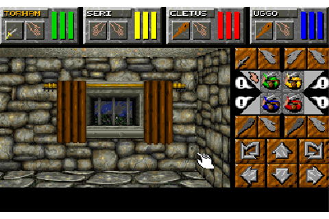 File:Dungeon Master II - The Legend of Skullkeep in-game ...