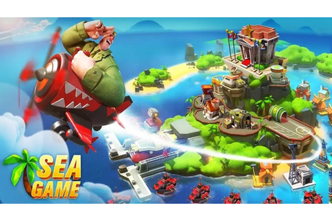 Sea Game Android GamePlay (By tap4fun) - YouTube