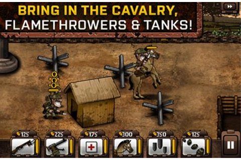Trenches 2 iPhone game - free. Download ipa for iPad ...