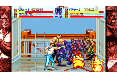 Capcom Beat 'Em Up Bundle Screenshots, Pictures ...