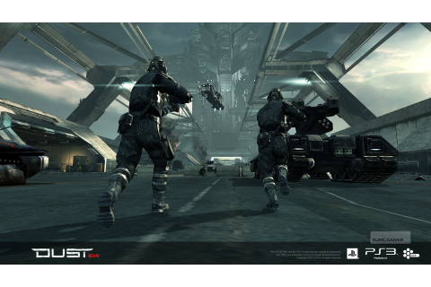 CCP releases new Dust 514 screenshots • Eurogamer.net