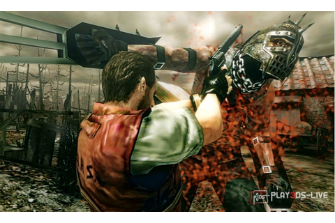 Image #105 Resident Evil : The Mercenaries 3D sur 3DS @JVL