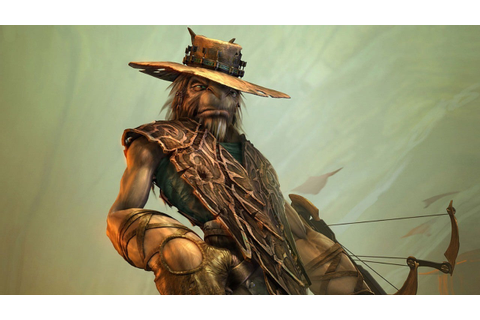 Oddworld: Stranger's Wrath Available for Mobile Devices - IGN