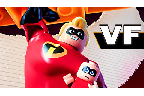 LEGO Les Indestructibles Bande Annonce VF (2018) - YouTube