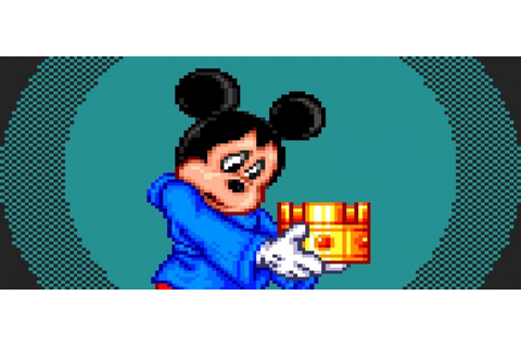 Article : Legend of Illusion Starring Mickey Mouse