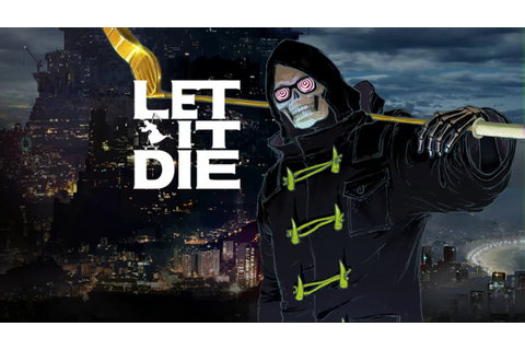 [Let It Die OST] Totalfat - COME & GET IT - YouTube