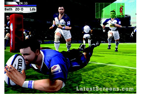 All Rugby Challenge 2006 Screenshots for PlayStation 2 ...