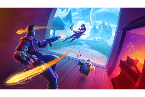 Hi-Rez Studios On Bringing Realm Royale To Switch ...