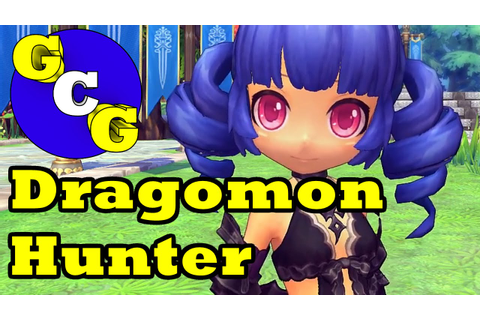 Dragomon Hunter Gameplay - Free download! Free to play ...