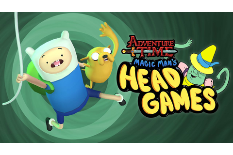 Adventure Time: Magic Man's Head Games (for Gear VR) - YouTube