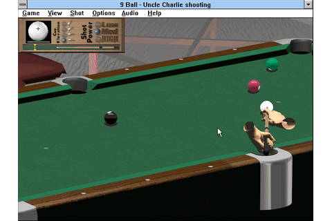 Pool Champion (1995 - Windows/Windows 3.x). Ссылки ...