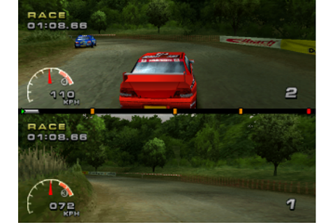 WRC: FIA World Rally Championship Arcade Screenshots for ...