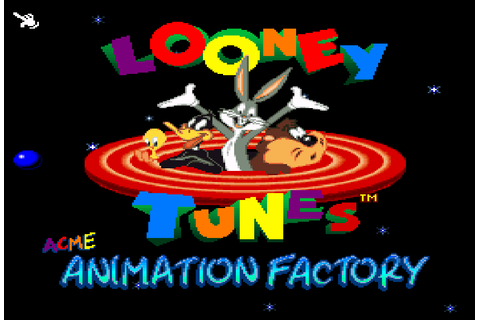 ACME Animation Factory (Europe) ROM